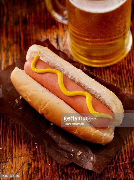 Hot Dog and a Beer