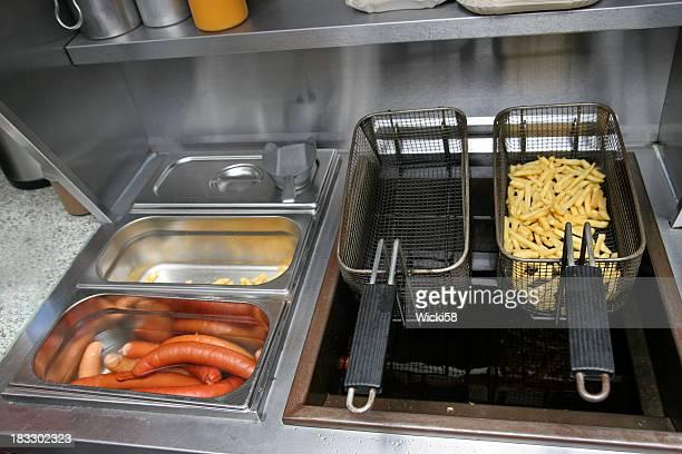 Hot Dog Stand Kitchen