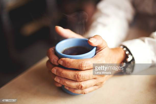 Hot & Fresh Coffee