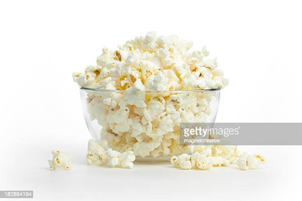 Chaud, du pop-corn