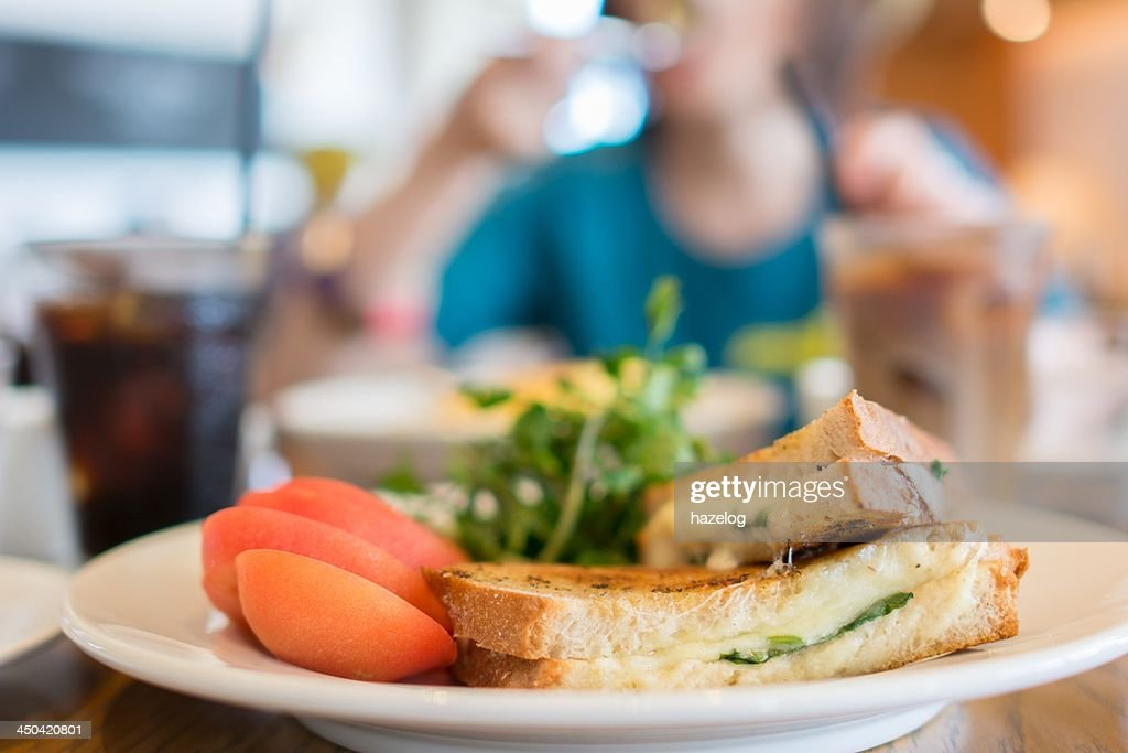 Hot Hearty Sandwiches, Melted cheese, Fresh Tomato