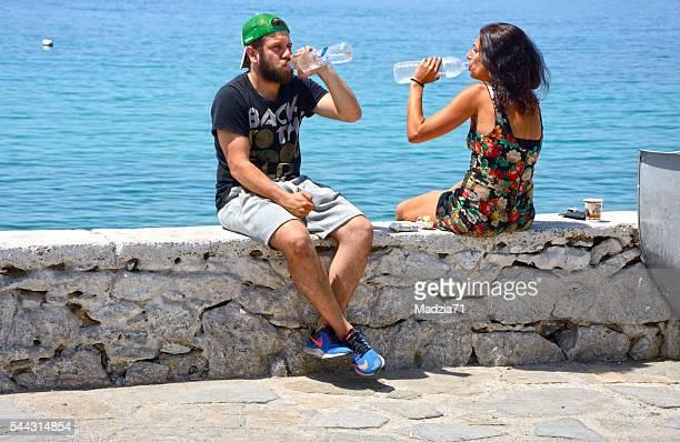 Hot in Greece