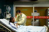 SHIFT 'Hot In The City' Episode 306 Pictured Erinn Westbrook as Kellyanne Eoin Macken as Dr TC Callahan