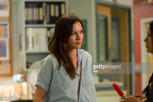 SHIFT 'Hot In the City' Episode 306 Pictured Jill Flint as Dr Jordan Alexander