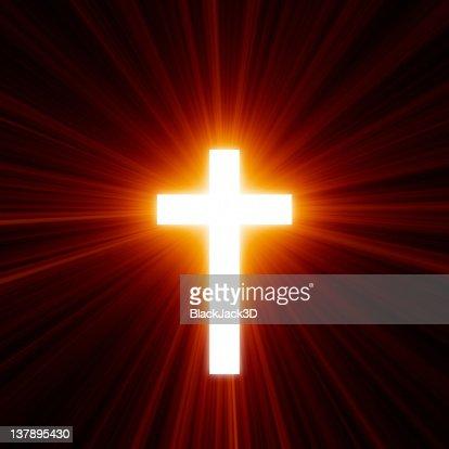 Hot Light Of The Cross