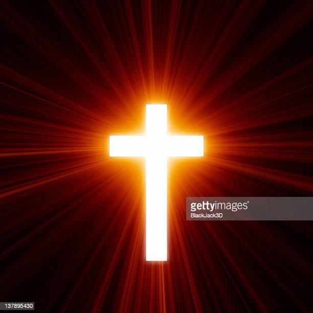 Le feu de la croix