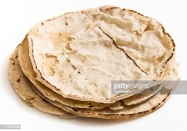 Hot Mexican tortillas