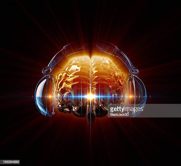 Heißer Musik In den Geist