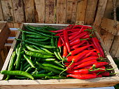 Jalapeno Pepper, Pepper - Vegetable, Chili Pepper, Food, Food and Drink