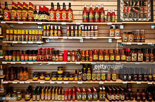 Hot sauce specialty shop