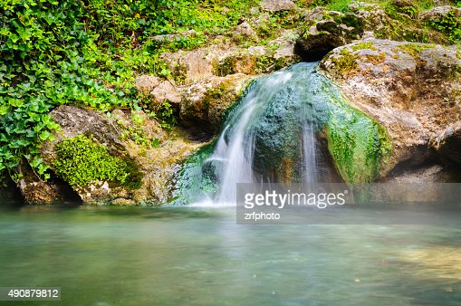 Hot Springs National Park : Stock Photo
