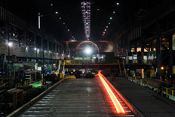 how to get into the steel mill