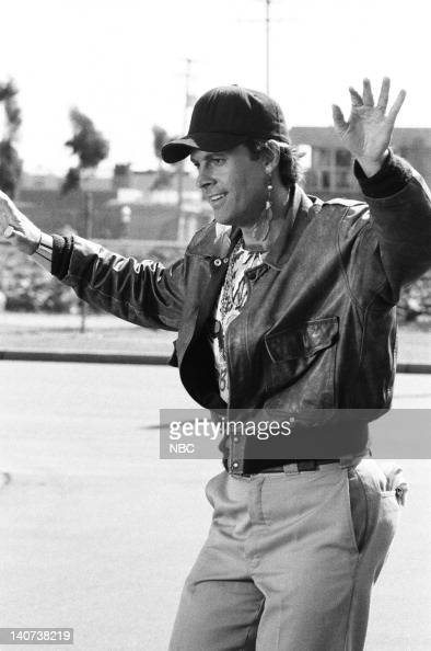TEAM 'Hot Styles' Episode 12 Pictured Dwight Schultz as 'Howling Mad' Murdock Photo by NBCU Photo Bank