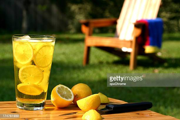Hot Summer Lemonade