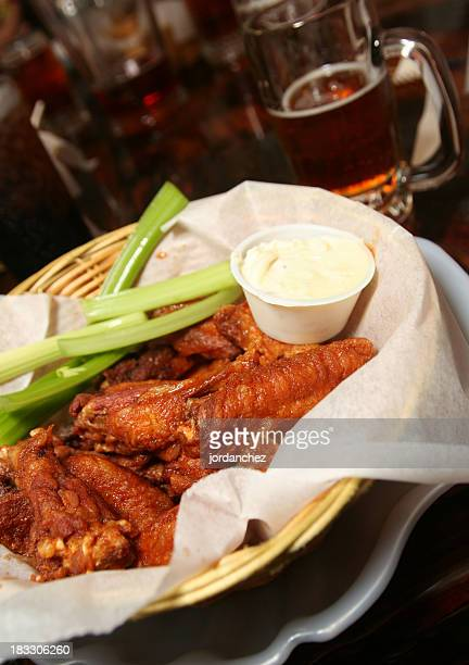 Hot Wings N' Beer