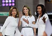Michelle Obama Celebrates International Day Of The Girl...