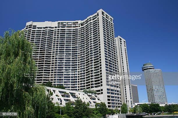 Hotel-Gebäude