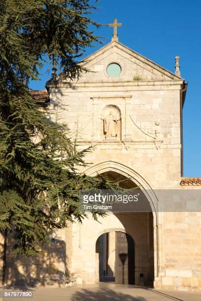 Hotel Castilla Termal Monastery of Valbuena in ribera del Duero area Valbuena de Duero Valladolid Spain