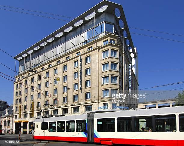 Hotel Cornavin Geneve Suisse Geneva Switzerland