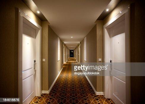 Corridoio dell'Hotel