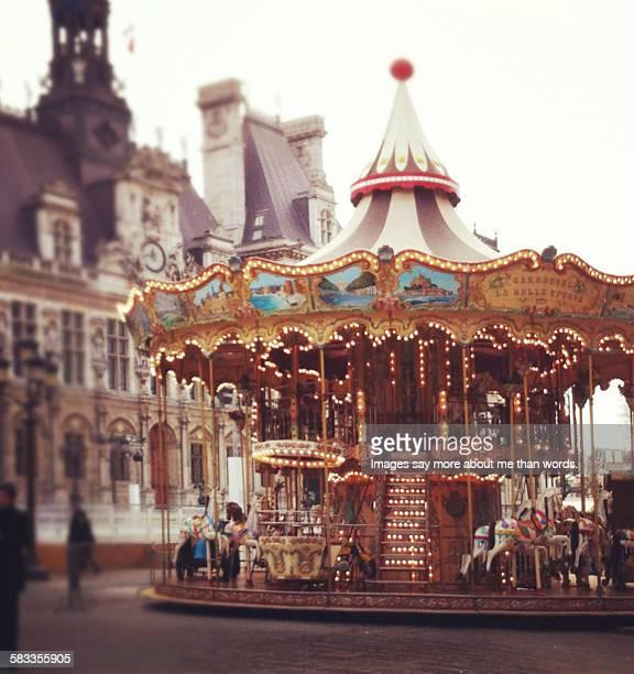 Hotel de Ville Carousel - Paris