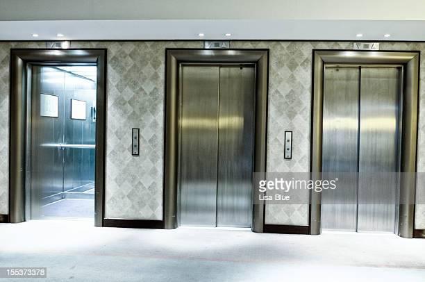 Aufzüge des Hotels