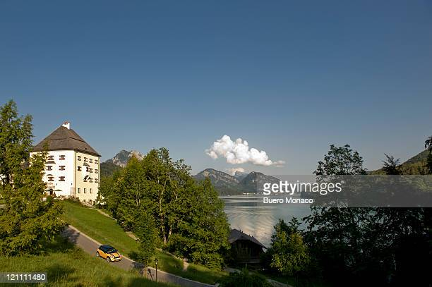 hotel fuschl castle and fuschl lake