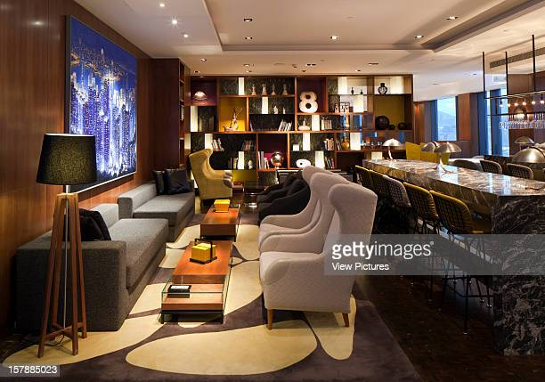 Hotel Icon Above And Beyond Bar Rocco Yim China Architect