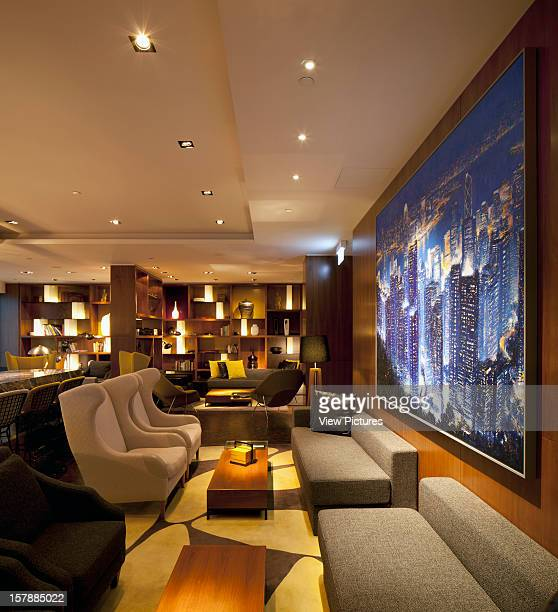 Hotel Icon Hotel Icon Above And Beyond Bar Rocco Yim China Architect