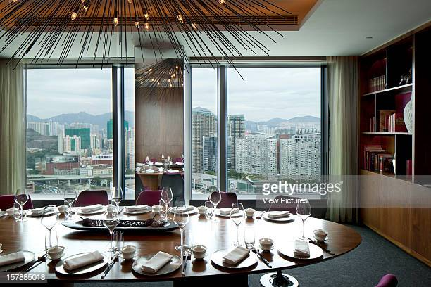 Hotel Icon Private Dining Room Rocco Yim China Architect