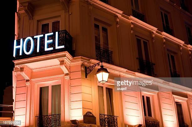 Hotel in Paris, Frankreich