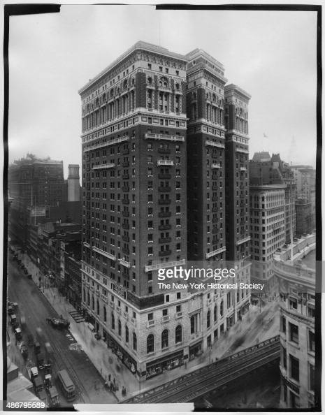 Hotel McAlpin 34th Street and Sixth Avenue New York New York 1895