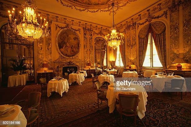 Hotel Meurice Dining Room