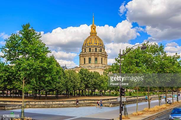 Hotel National des Invalides in Paris