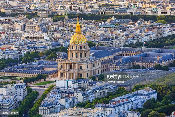 Hotel National des Invalides, Paris, France