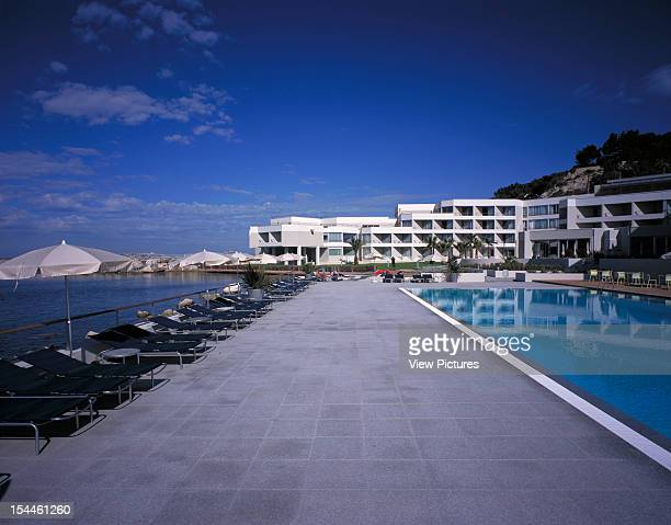 Hotel Palm Beach Marseille France Architect Claire Fatosme And Christian Lefevre Hotel Palm Beach Swimming Pool And Sea