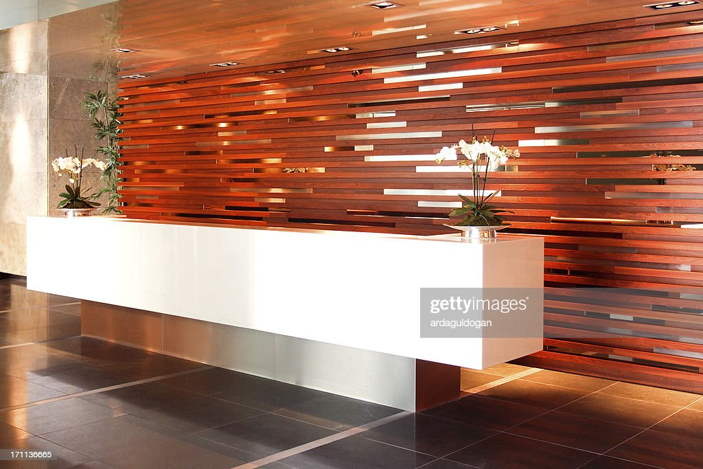 Hotel Reception Stock Photos and Pictures Getty Images