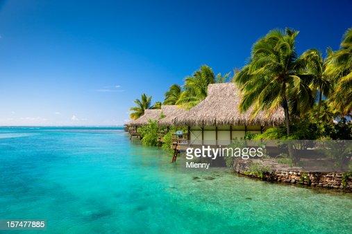 Hotel Resort in Paradise Lagoon