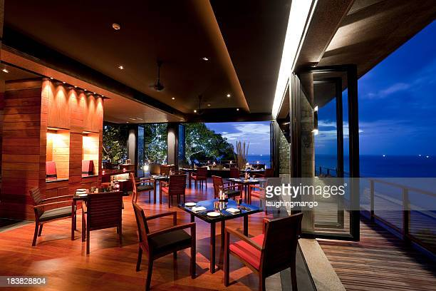 restaurant de l'hôtel de phuket