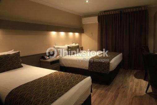 Camera dellhotel foto stock thinkstock for Hoteles de lujo modernos