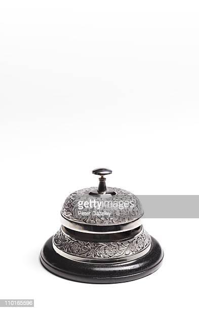 Hotel service bell