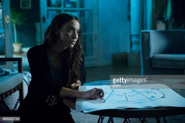 THE MAGICIANS 'Hotel Spa Potions' Episode 202 Pictured Stella Maeve as Julia
