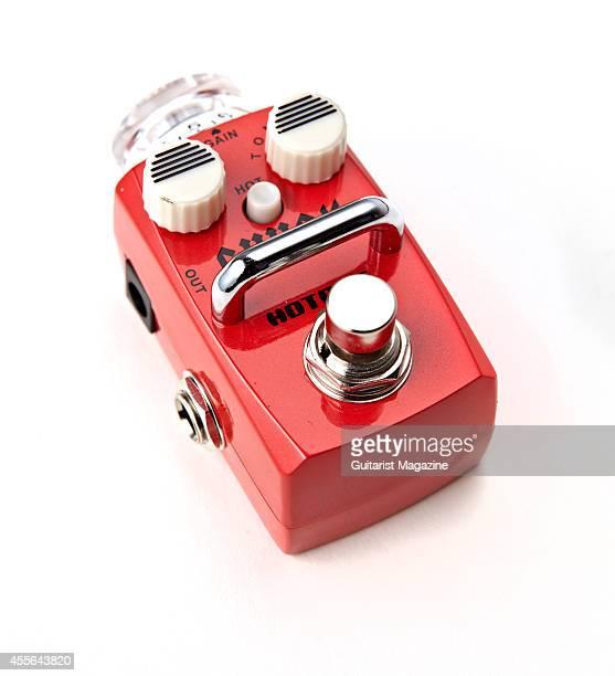A Hotone Skyline Series Chunk distortion pedal taken on January 9 2013