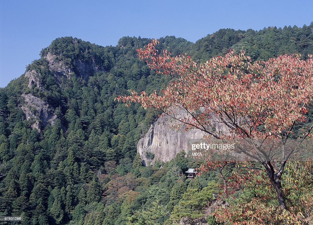 Houraiji Temple, Shinjo, Aichi, Japan