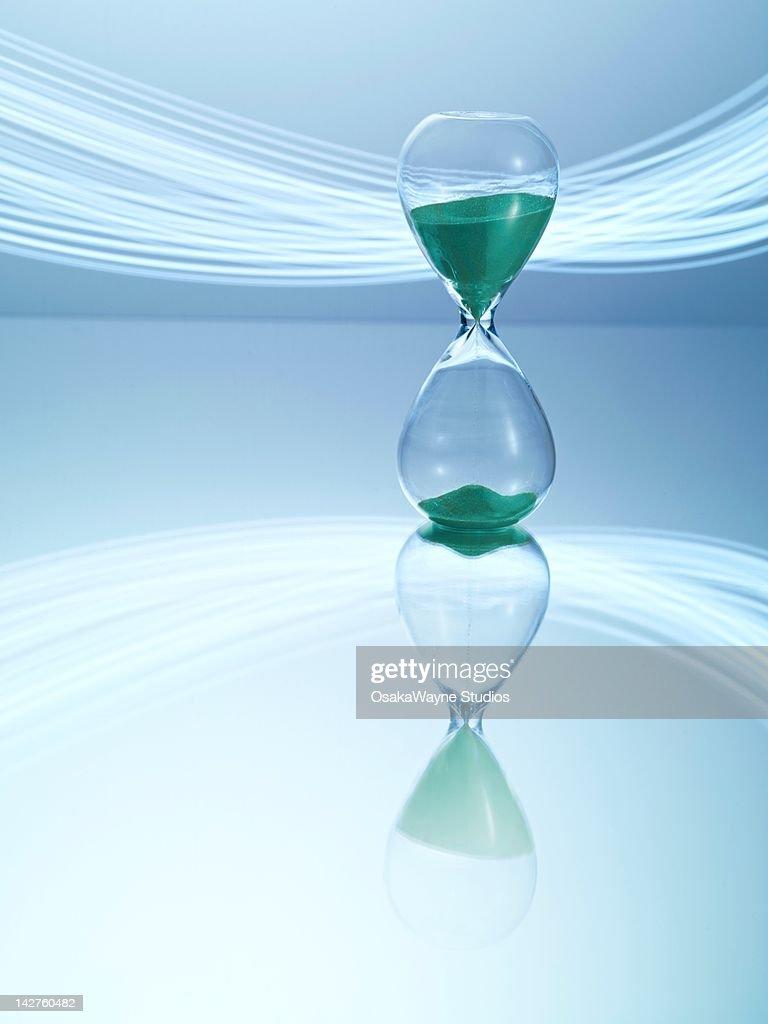 Hourglass : Stock Photo