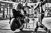 olivier swerts at hours moto spafrancorchamps