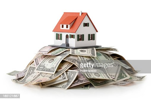 House and money.