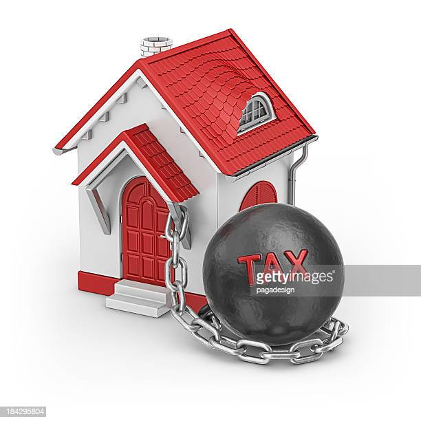house and tax chain ball