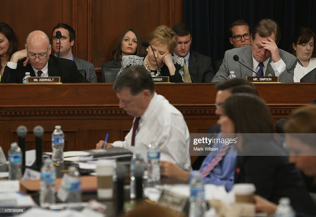"""a report on the house budget committee House advances 2018 budget resolution with federal retirement cuts guaranteed by the us government,"""" the house report the house budget committee."""