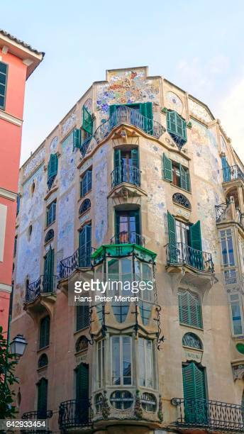 House Can Forteza Rey, Palma de Mallorca, Majorca, Balearic Islands, Spain
